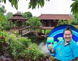 Khám phá biệt phủ miệt vườn của diễn viên hài Hoàng Mập