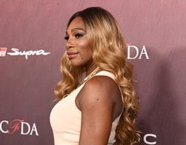 Serena Williams xinh đẹp và nữ tính bất ngờ