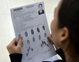 16 triệu thông tin công dân đã được thu thập