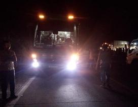 Va chạm với ô tô khách, 2 thiếu nữ đi xe máy tử vong tại chỗ