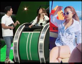 """Trường Giang, bạn gái Quang Hải bị """"ném đá"""" thậm tệ sau gameshow"""