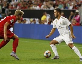Hazard mờ nhạt, Real Madrid gục ngã trước Bayern Munich