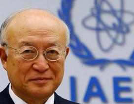 Tổng Giám đốc cơ quan năng lượng nguyên tử quốc tế qua đời