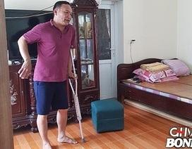Câu chuyện về người đàn ông vượt qua nguy cơ tàn phế do viêm khớp