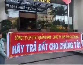 Đà Nẵng: Khách hàng phản đối mức bồi thường của doanh nghiệp bất động sản