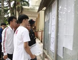 Trường ĐH Tây Nguyên công bố điểm sàn từ 14 - 21 điểm