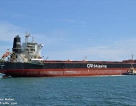 """Tàu Hàn Quốc bị cướp biển """"cuỗm"""" 13.000 USD trên Biển Đông"""
