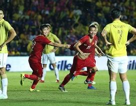 Báo Hàn Quốc xếp tuyển Việt Nam trên cơ Thái Lan