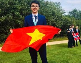 Điều thú vị về chàng trai họ Vương, Huy chương Bạc Olympic Toán quốc tế