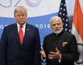 Ấn Độ thẳng thừng bác tin mời ông Trump làm trung gian hòa giải tranh chấp lãnh thổ