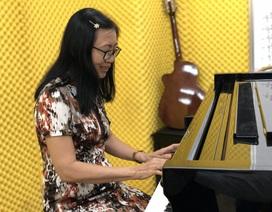 Nữ thí sinh 63 tuổi chính thức trúng tuyển ngành Piano bậc ĐH