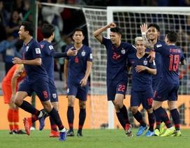 Đội tuyển Thái Lan sẽ sử dụng nhiều cầu thủ U22 ở vòng loại World Cup