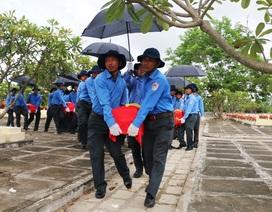 An Giang tổ chức cải táng 172 hài cốt liệt sỹ qua các thời kỳ