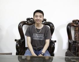 Cậu học trò dân tộc Dao được tuyển thẳng vào 3 trường đại học lớn