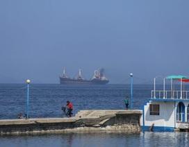 Triều Tiên bắt giữ 17 thủy thủ trên tàu cá Nga