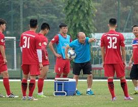 VFF sẽ không thay đổi lịch V-League vì đội tuyển Việt Nam