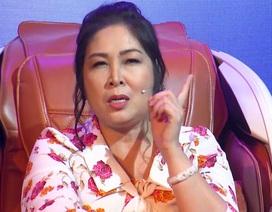 NSND Hồng Vân tiết lộ cách dạy con gái Xí Ngầu trước khi về nhà chồng