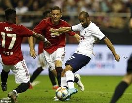 """""""Sao trẻ"""" tỏa sáng, Man Utd hạ gục Tottenham"""