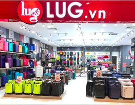 Khai trương cửa hàng thứ 55, LUG dẫn đầu về số lượng cửa hàng trên thị trường hành lý