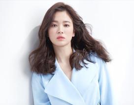"""Song Hye Kyo lần đầu lên tiếng trước những tin đồn """"ác ý"""""""