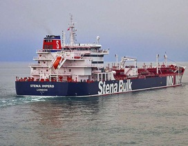 Iran nêu điều kiện thả tàu chở dầu Anh