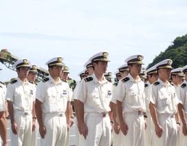 Tàu lực lượng bảo vệ bờ biển Nhật Bản đến thăm Đà Nẵng