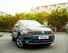 Tiguan - Ngôi sao doanh số của Volkswagen