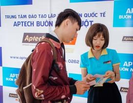Aptech Buôn Ma Thuột - Cơ hội cho người trẻ đam mê công nghệ