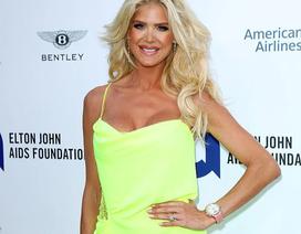 Hoa hậu Thụy Điển vẫn trẻ đẹp ở tuổi 45