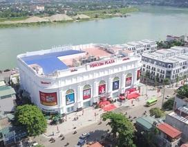 Vincom khai trương trung tâm thương mại đầu tiên tại tỉnh Hoà Bình