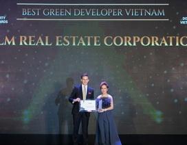 Tập đoàn Bất động sản TLM đạt cú đúp giải thưởng tại Dot Property Vietnam Awards 2019