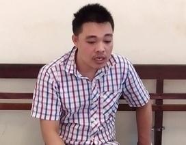 Hà Nội: Nghi phạm cướp tiệm tạp hóa muốn gây án để được… đi tù (?)