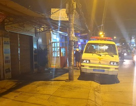 Hai bé trai chết ngạt trong phòng bốc cháy