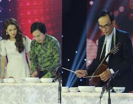 """Nghệ sĩ 62 tuổi chơi đàn chén """"Độ ta không độ nàng"""" khiến Kim Tử Long nể phục"""