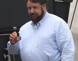 """Choáng với hình ảnh mới của """"Võ sĩ giác đấu"""" Russell Crowe"""