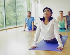 """5 """"bí quyết"""" tránh đau lưng khi tập yoga"""