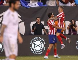 Real Madrid 3-7 Atletico: Nỗi thất vọng của HLV Zidane