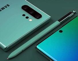 Galaxy Note10 sẽ có camera với 3 khẩu độ và chụp ảnh thiếu sáng tốt hơn