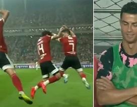 C.Ronaldo ngồi dự bị, Juventus suýt thua các ngôi sao giải Hàn Quốc