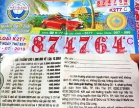 Vĩnh Long: Người bán vé số dạo hoang mang với vé số giả