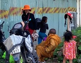 """""""Vạch"""" thủ đoạn của nhóm giả tu hành, """"chăn dắt"""" trẻ em ở cửa ngõ Sài Gòn"""