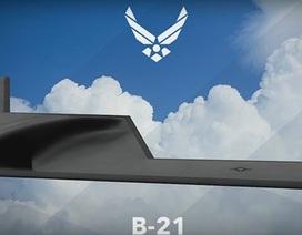 Máy bay ném bom tàng hình B-21 của Mỹ sẽ bay thử vào cuối năm 2021