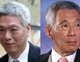 Em Thủ tướng Singapore Lý Hiển Long ủng hộ đảng đối lập với anh trai