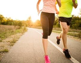 Đi bộ và chạy, hoạt động nào tốt hơn cho sức khỏe?