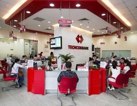 6 tháng đầu năm, lợi nhuận của Techcombank đạt kỷ lục 5,7 nghìn tỷ đồng