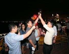 Tiệc công ty đẳng cấp tại Saigon Princess