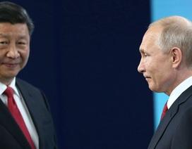 Nga - Trung Quốc trở thành bạn thân vì... Mỹ?