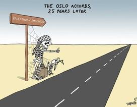 Palestine và Hiệp ước Oslo: Buông để níu giữ