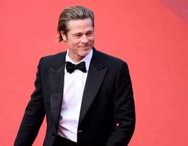 """Brad Pitt khẳng định """"cuộc sống vẫn tươi đẹp"""" và không có chuyện... nghỉ hưu sớm"""