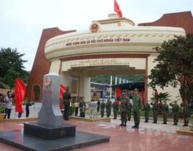 Lực lượng vũ trang Việt Nam - Lào tuần tra song phương trên tuyến biên giới